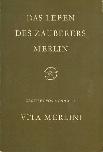Inge Vielhauer (Hrsg.) - Das Leben des Zauberers Merlin