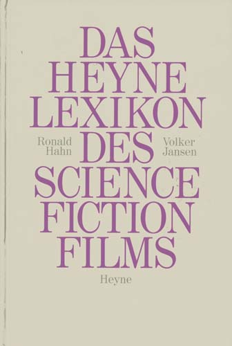Hahn/Jansen - Das Heyne Lexikon des Science Fiction Films