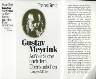 Frans Smit - Gustav Meyrink. Auf der Suche nach dem Übersinnlichen
