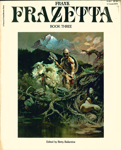 Betty Ballantine - Frank Frazetta - Book Three