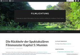 Filmlichtung