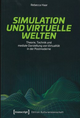 Simulation und virtuelle Welten – Titelcover