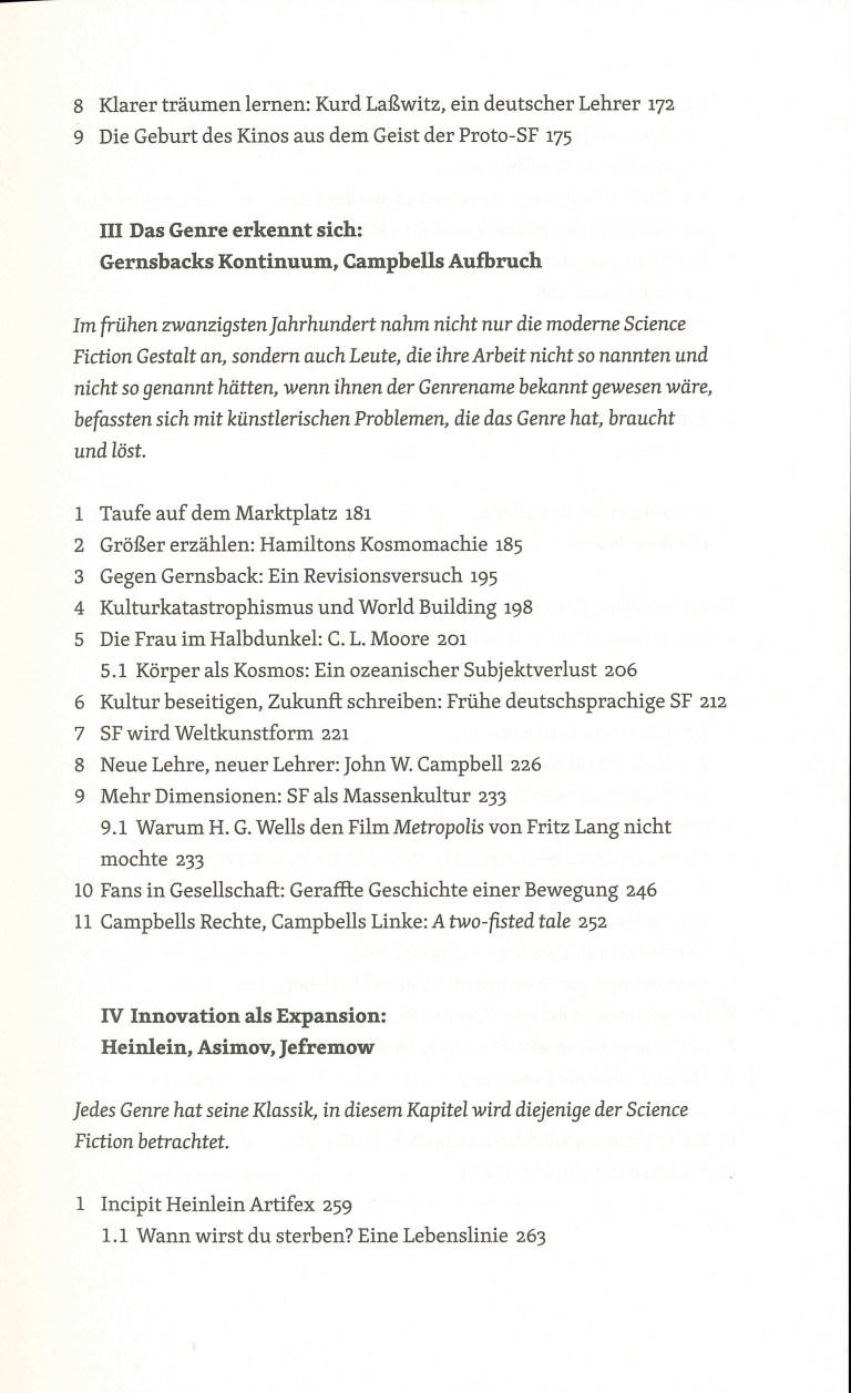 Niegeschichte - Inhalt Seite 3