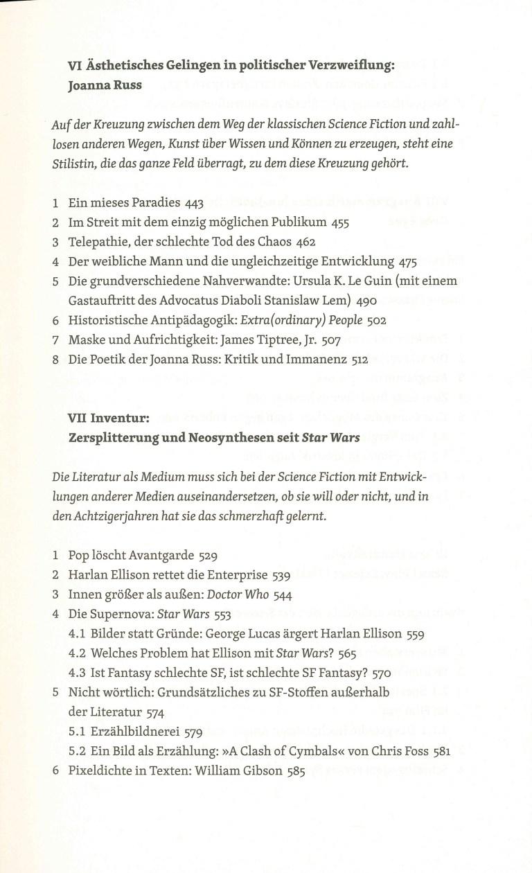 Niegeschichte - Inhalt Seite 5