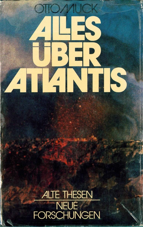 Alles über Atlantis - Titelcover
