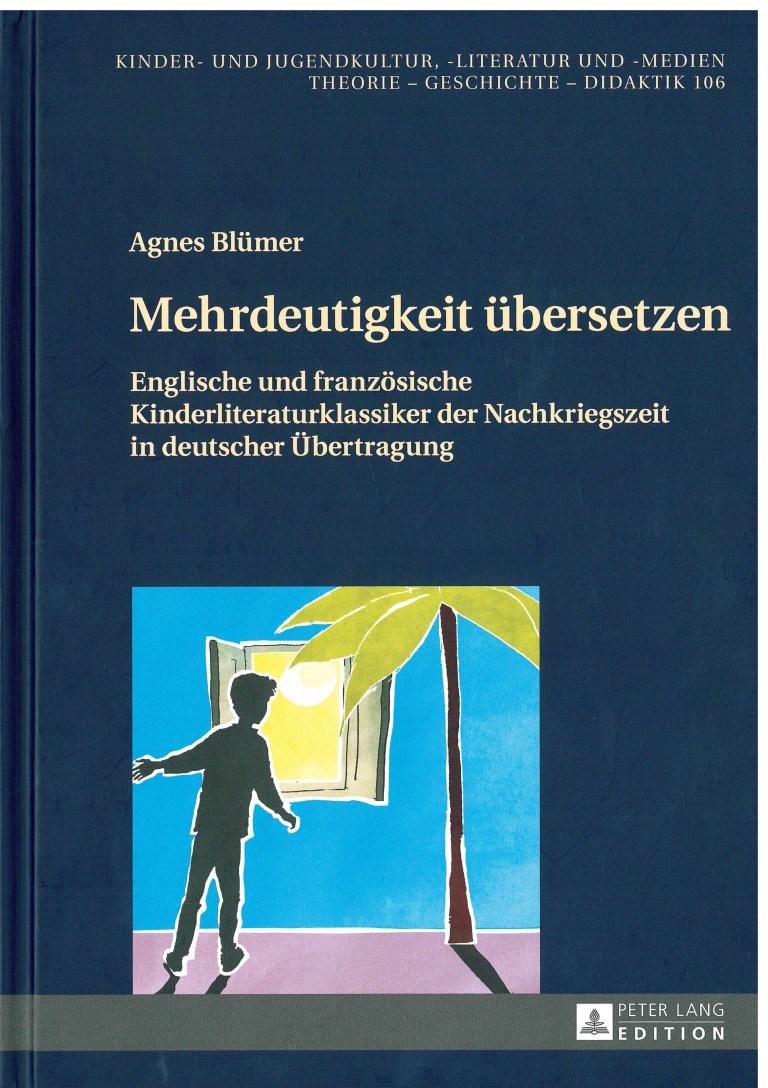 Mehrdeutigkeit übersetzen - Titelcover