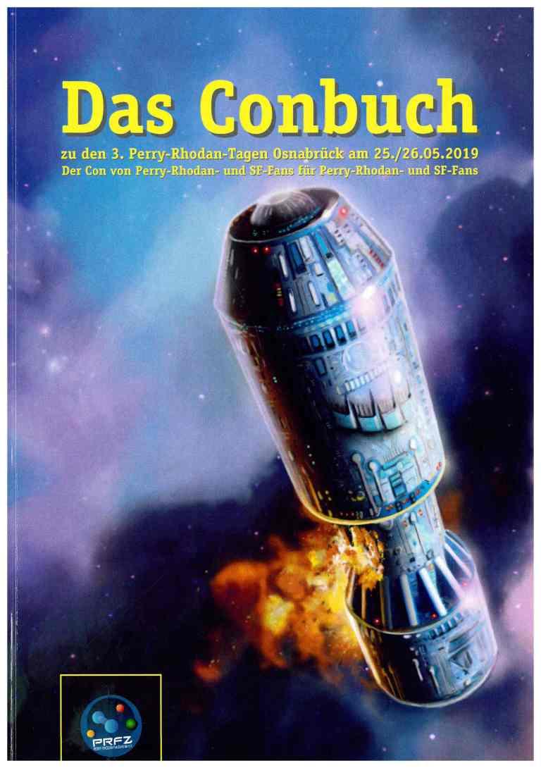 Das Conbuch 3 - Titelcover