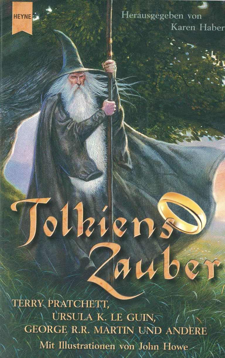Tolkiens Zauber - Titelcover