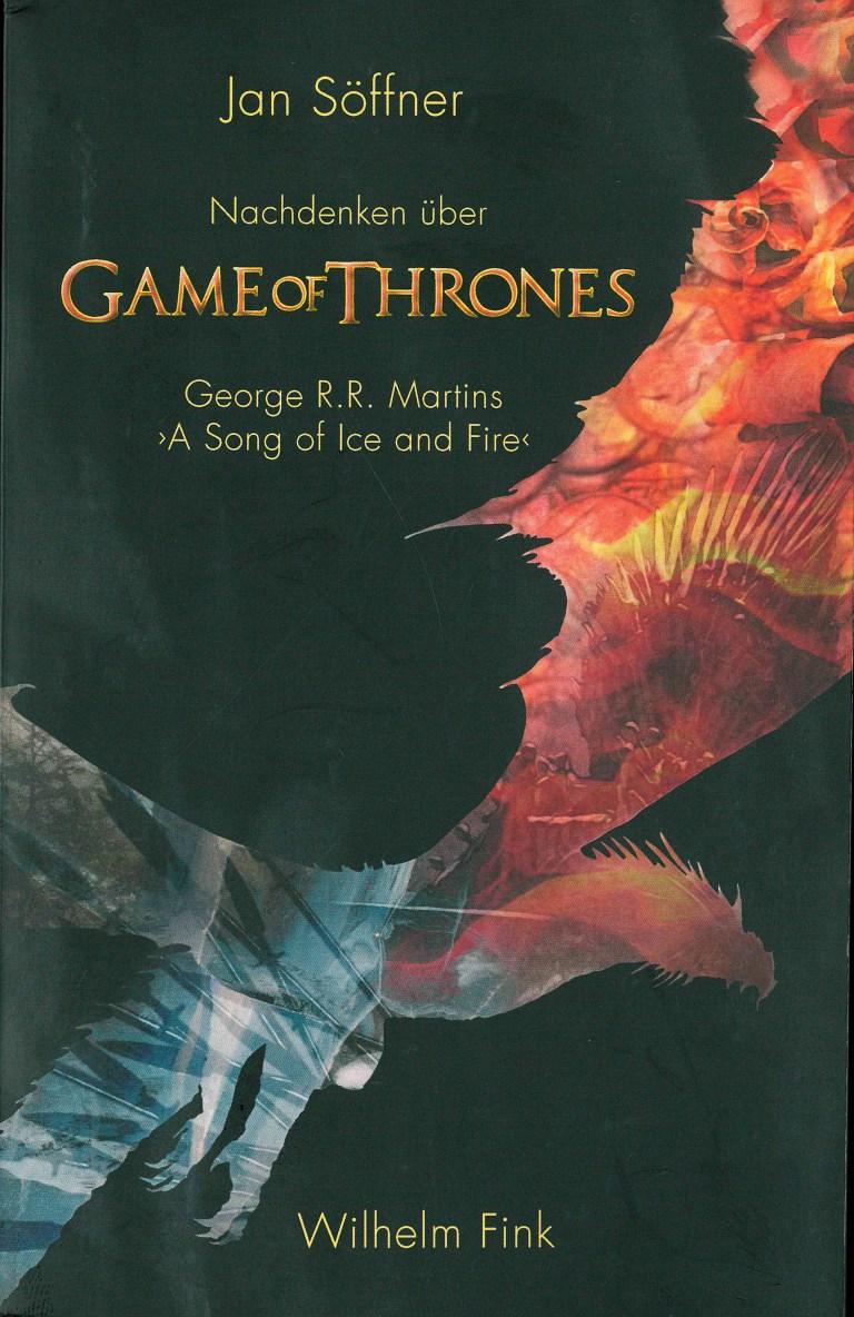 Nachdenken über Game of Thrones - Titelcover
