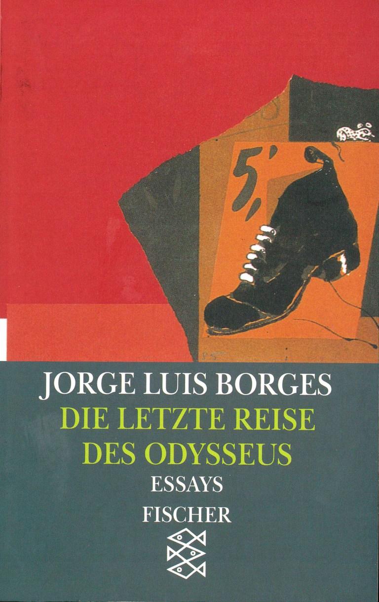Die letzte Reise des Odysseus - Titelcover
