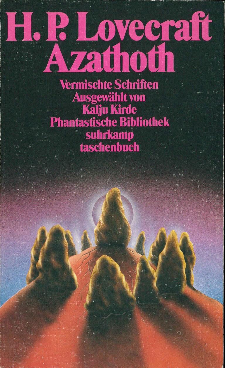 Azathoth - Titelcover