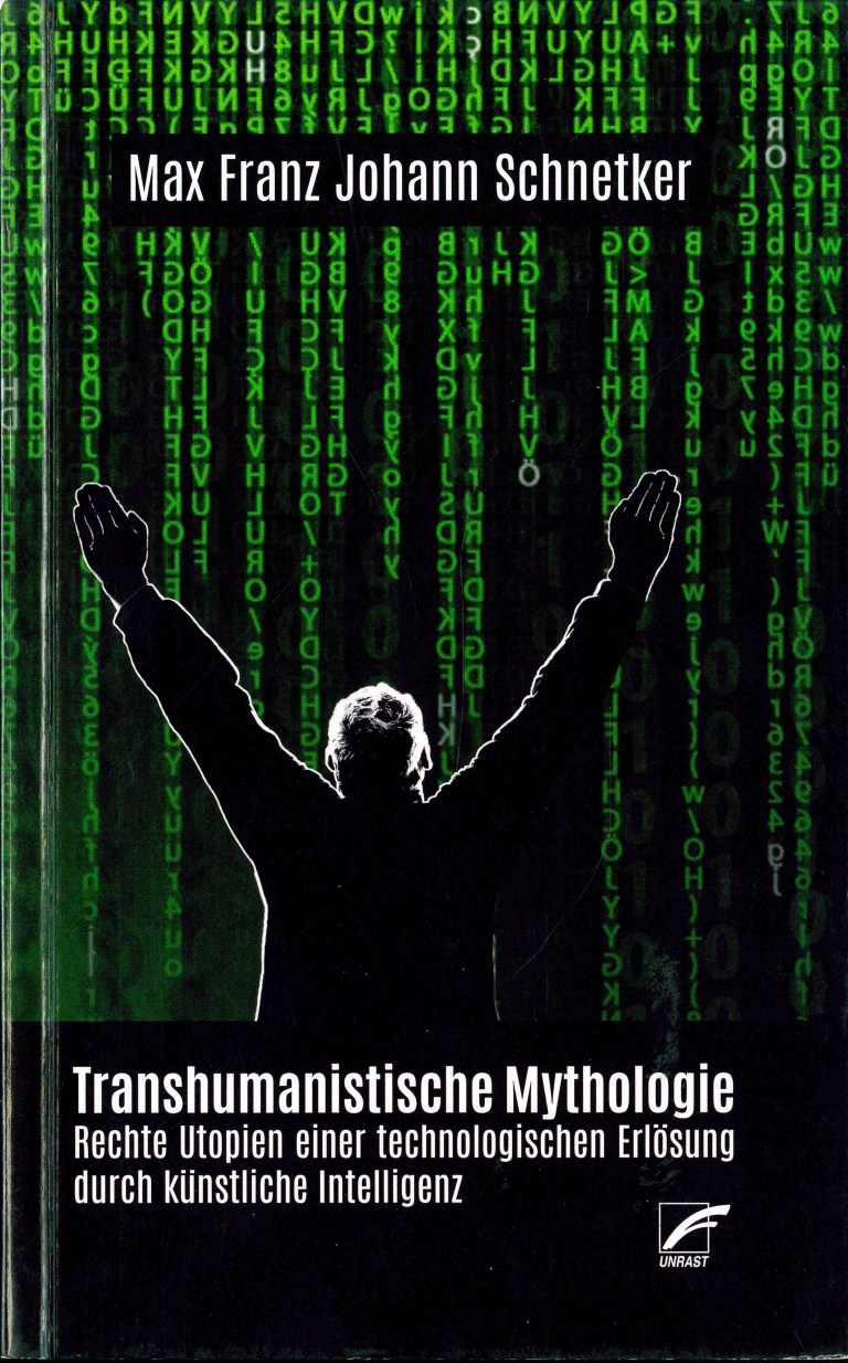 Transhumanistische Mythologie - Titelcover