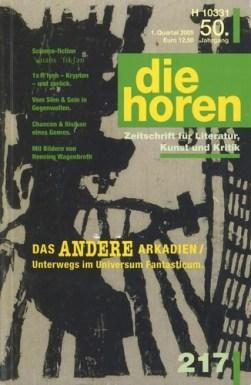 Die Horen, Nr. 217