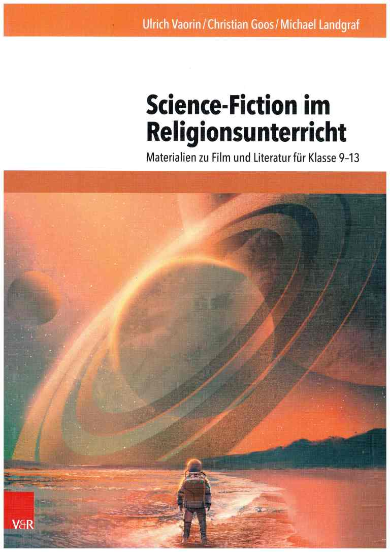 Science-Fiction im Religionsunterricht - Titelcover