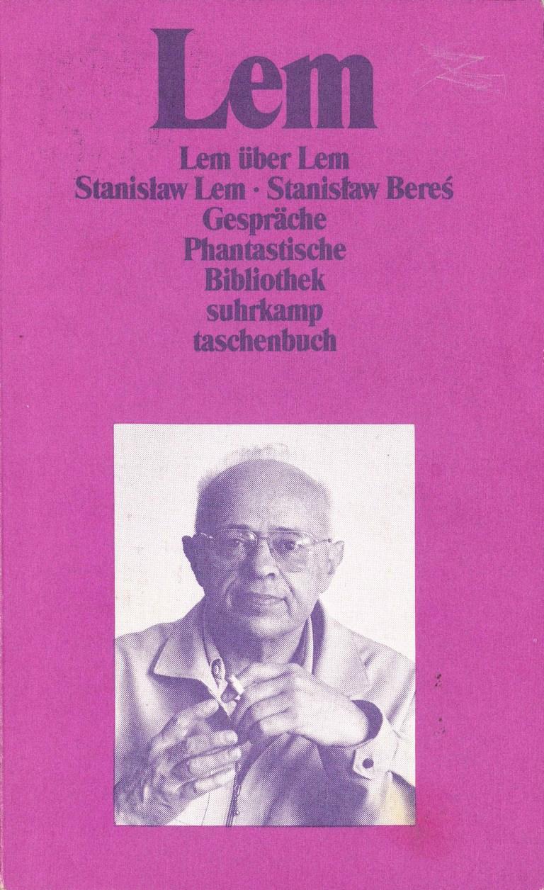 Lem über Lem - Titelcover