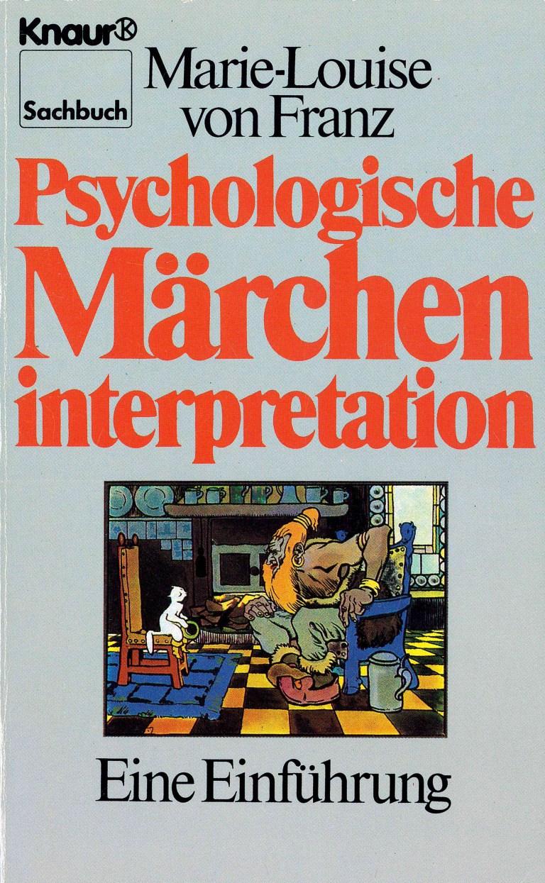 Psychologische Märcheninterpretationen - Titelcover