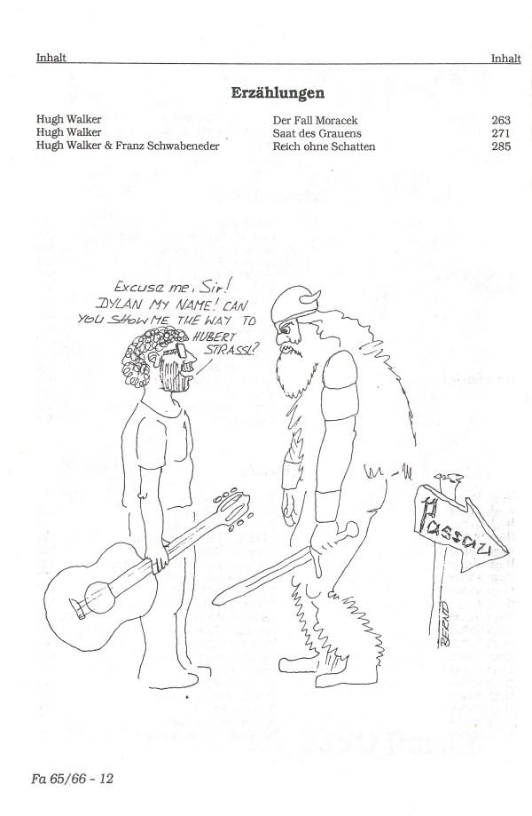 Hugh Walker - Inhalt Seite 4
