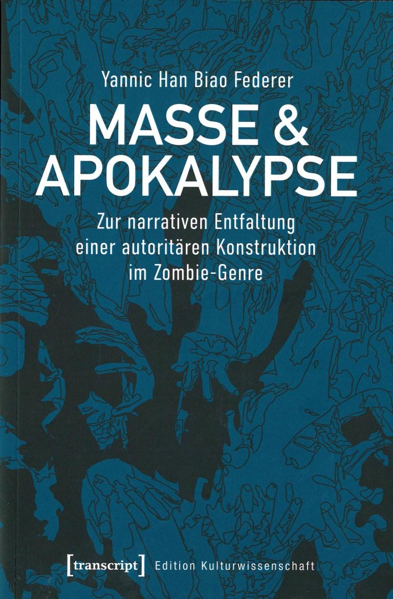 Masse & Apokalypse - Titelcover