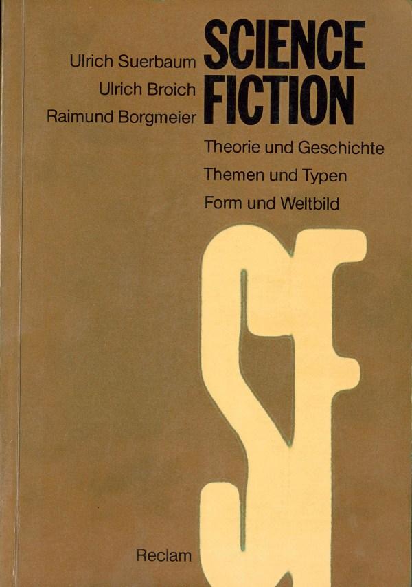 Science Fiction/Suerbaum - Titelcover