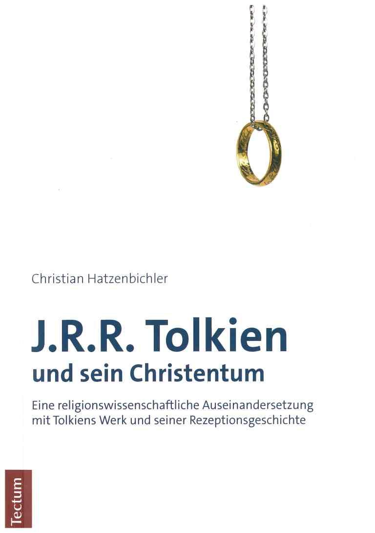 J.J.R.Tolkien und sein Christentum - Titelcover