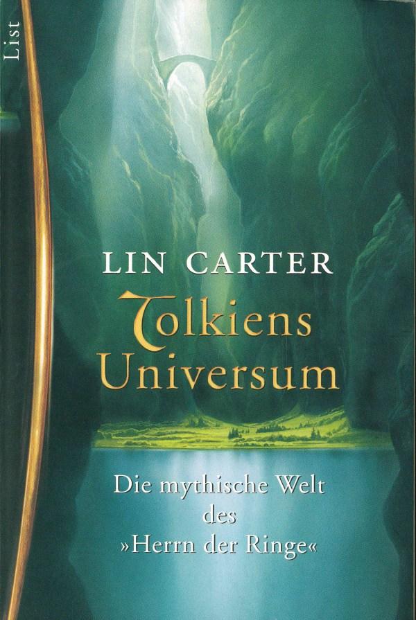 Tolkiens Universum - Titelcover