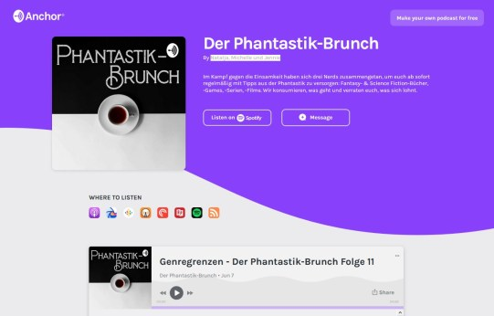 Phantastik-Brunch