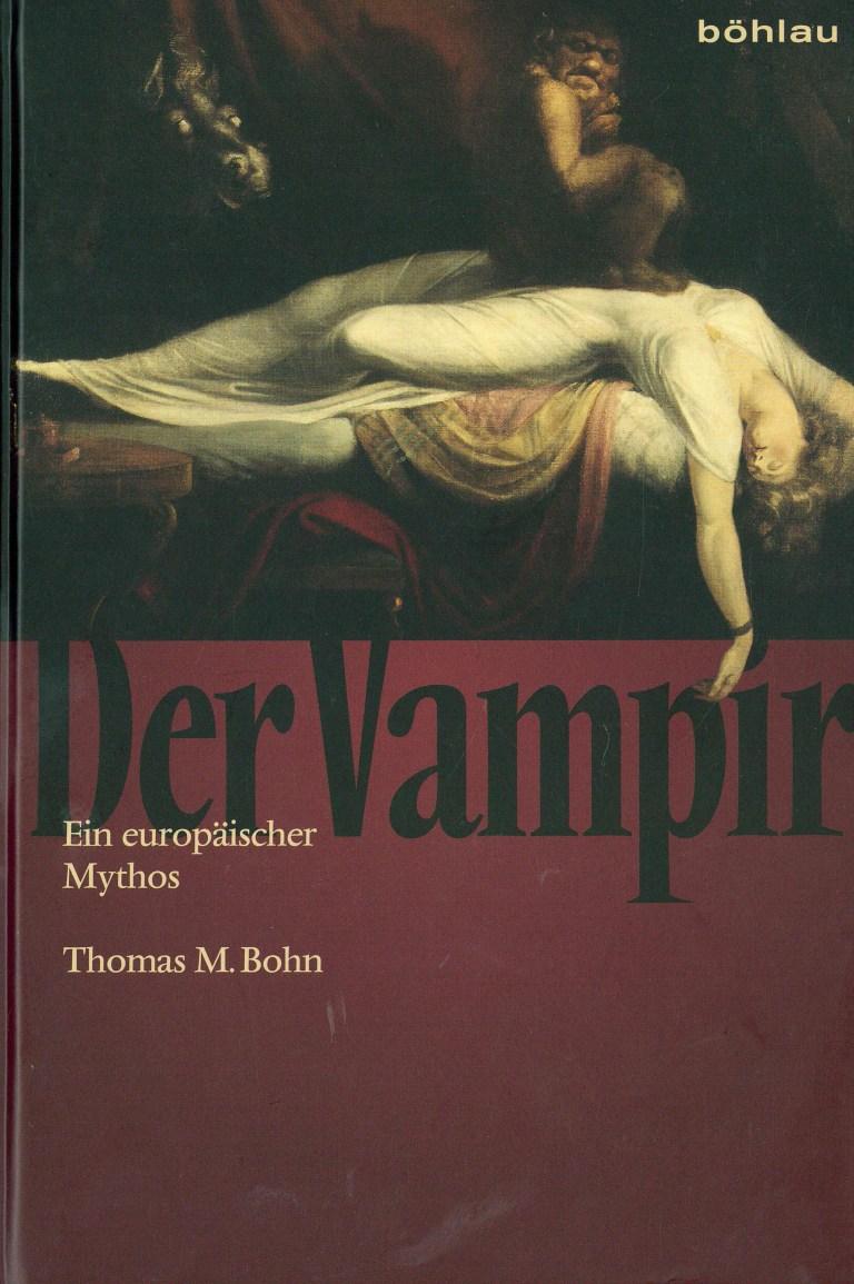 Der Vampir - Titelcover