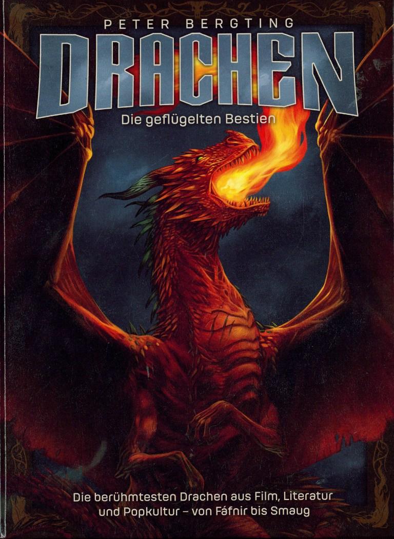 Drachen, die geflügelten Bestien - Titelcover