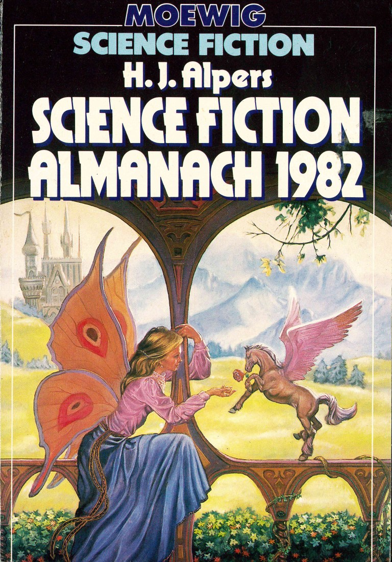 Science Fiction Almanach 1982 - Titelcover