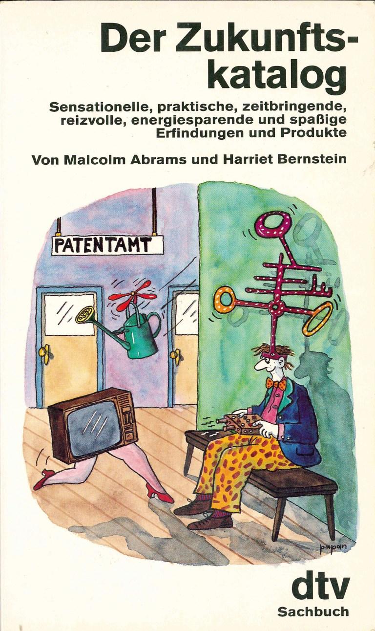 Der Zukunftskatalog - Titelcover