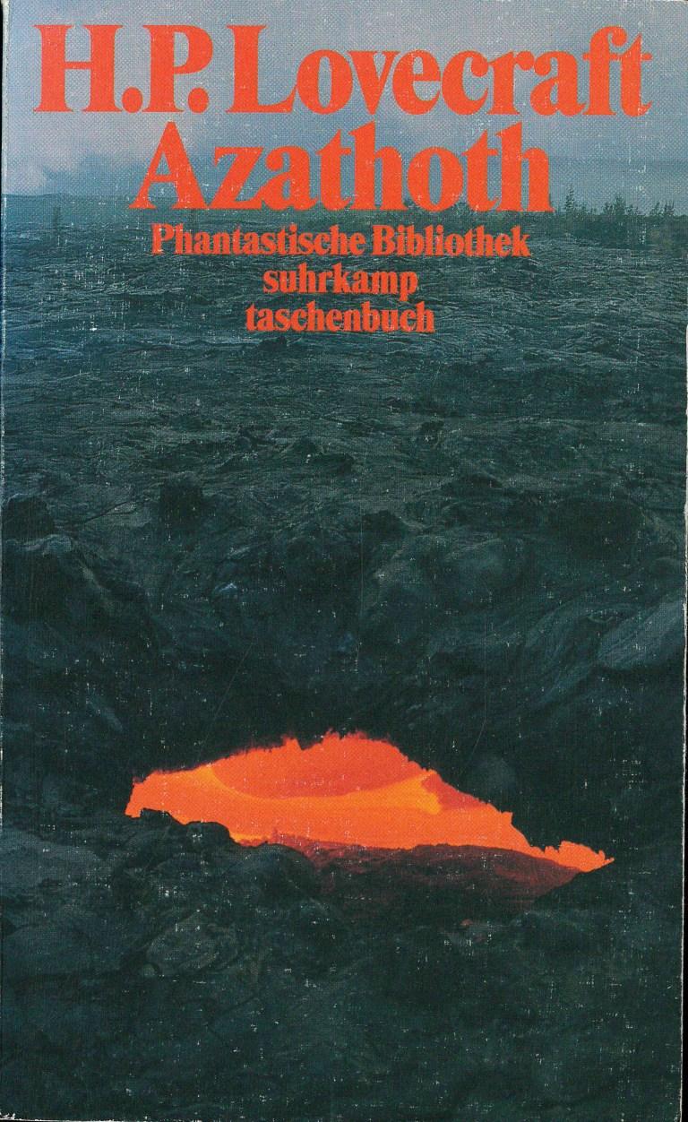 Azathoth (PhB 349) - Titelcover