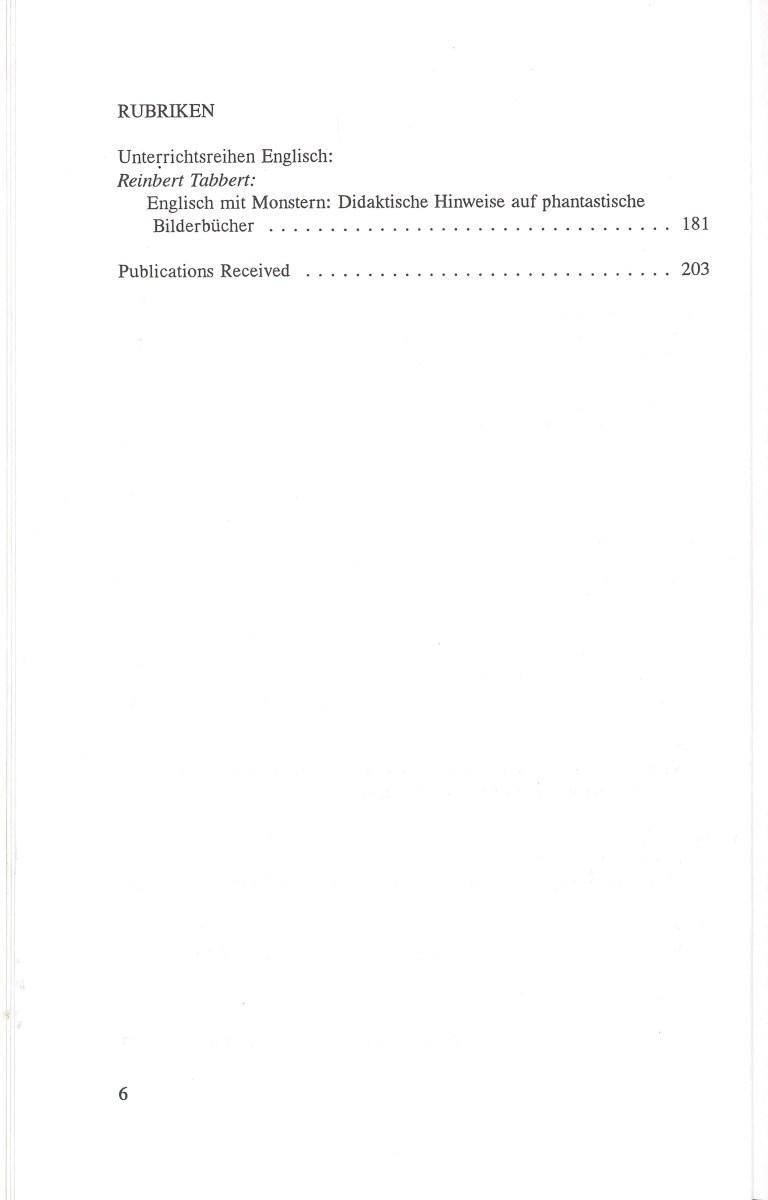 Fantasy in Film und Literatur - Inhalt Seite 2
