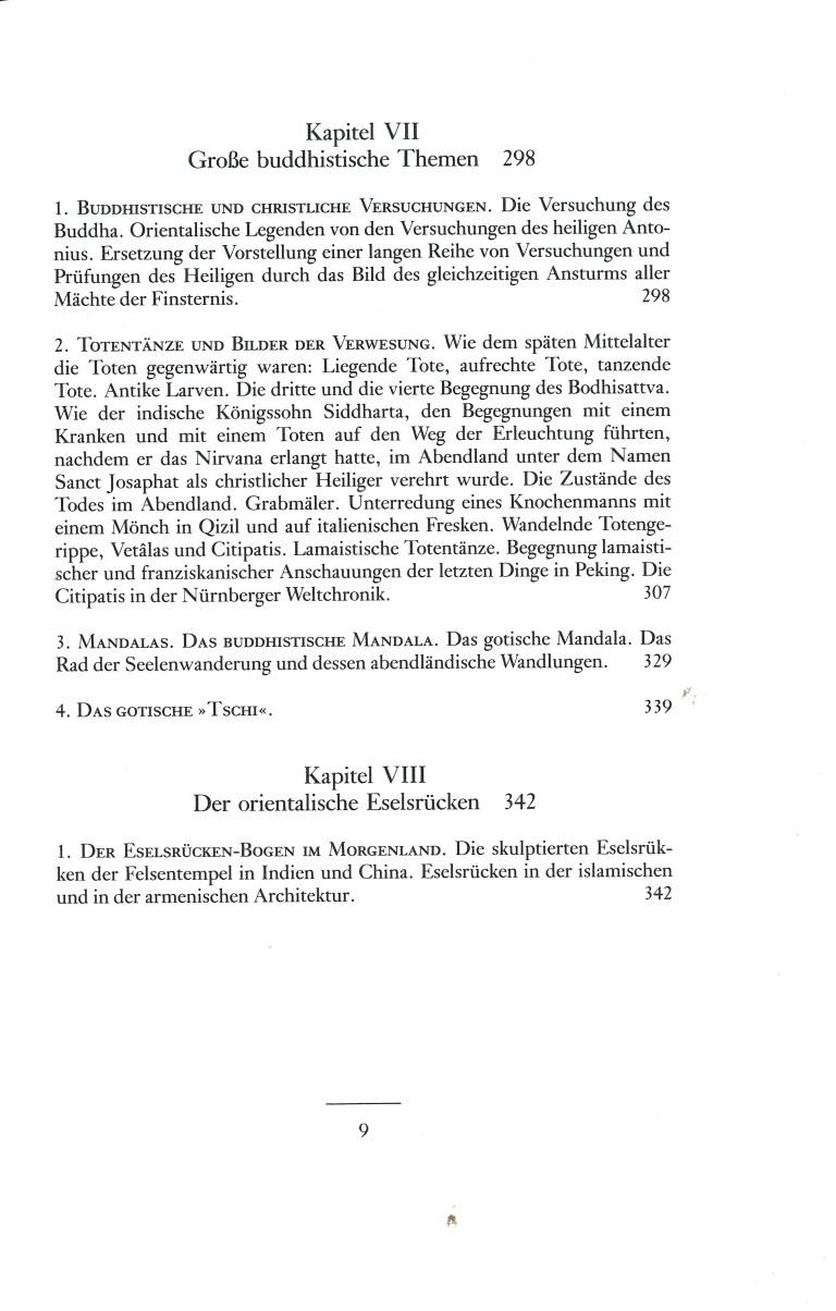 Das phantastische Mittelalter - Inhalt Seite 5