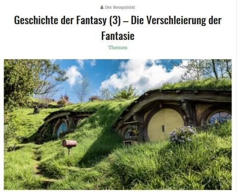 Geschichte der Fantasy 3 - Phantastikon