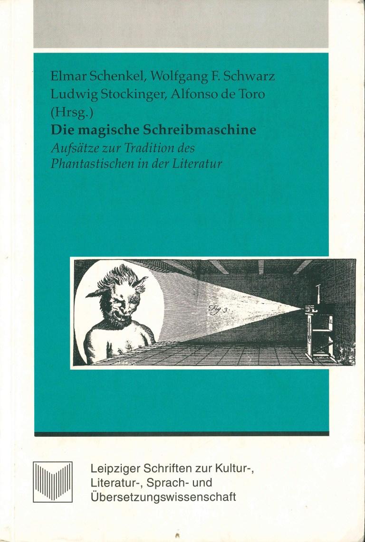 Die magische Schreibmaschine - Titelcover