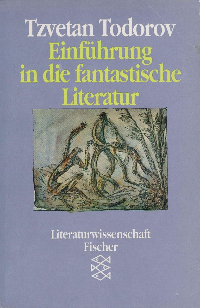Einführunh in die fantastische Literatur, Fischer - Titelcover