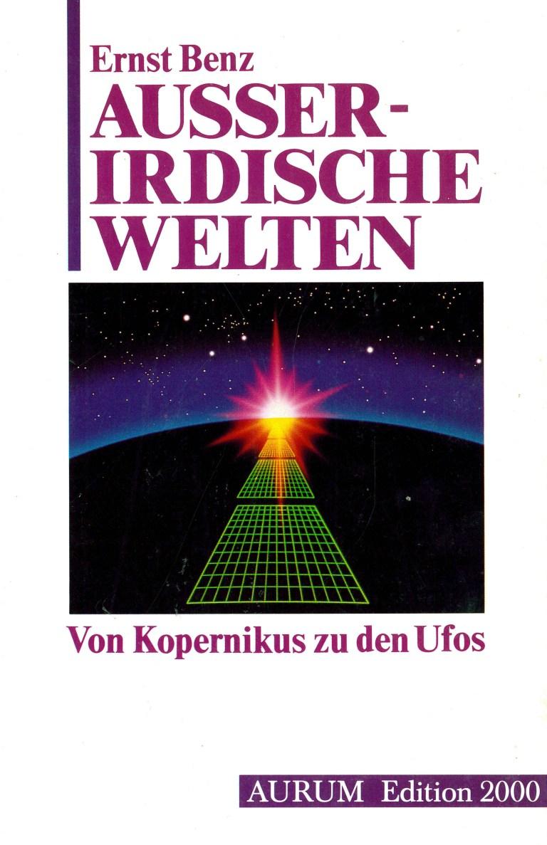 Ausserirdische Welten - Titelcover