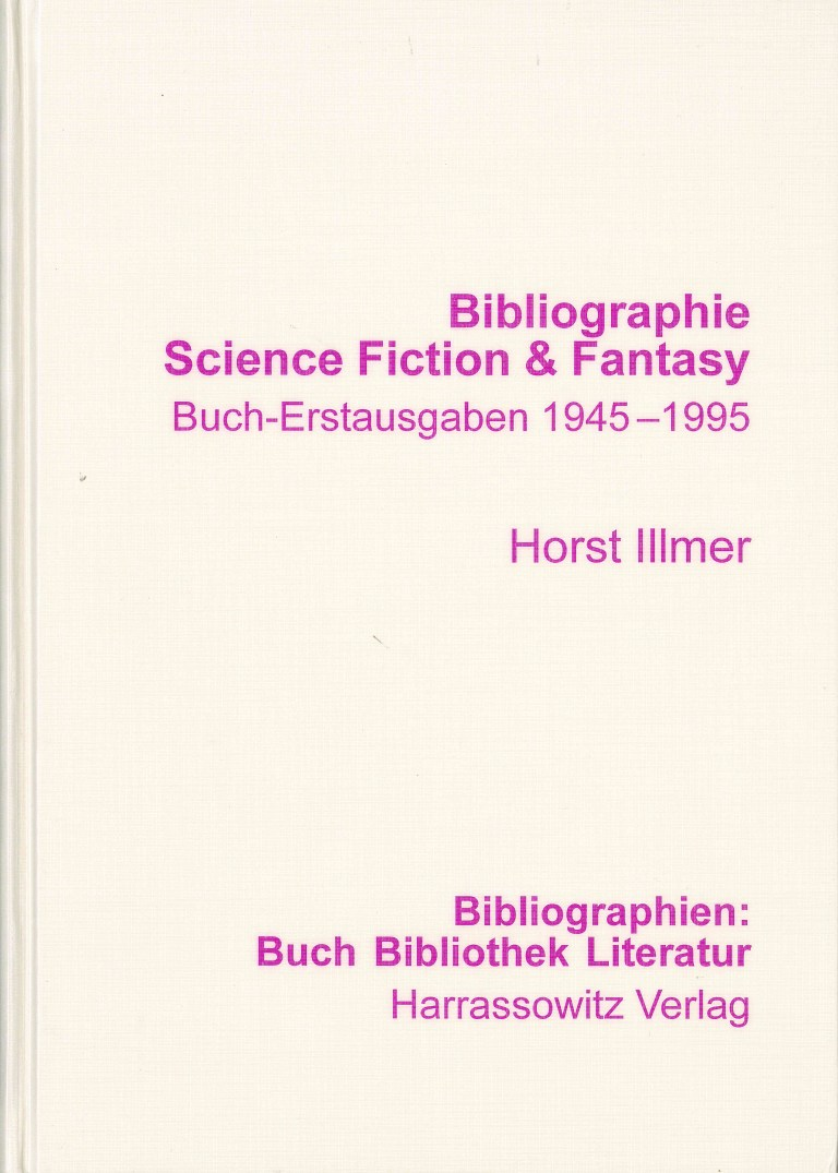 Bibliographie Science Fiction & Fantasy 1945-1995 - Titelcover