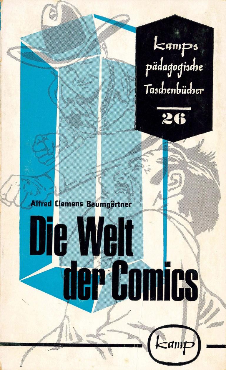 Die Welt der Comics - TItelcover