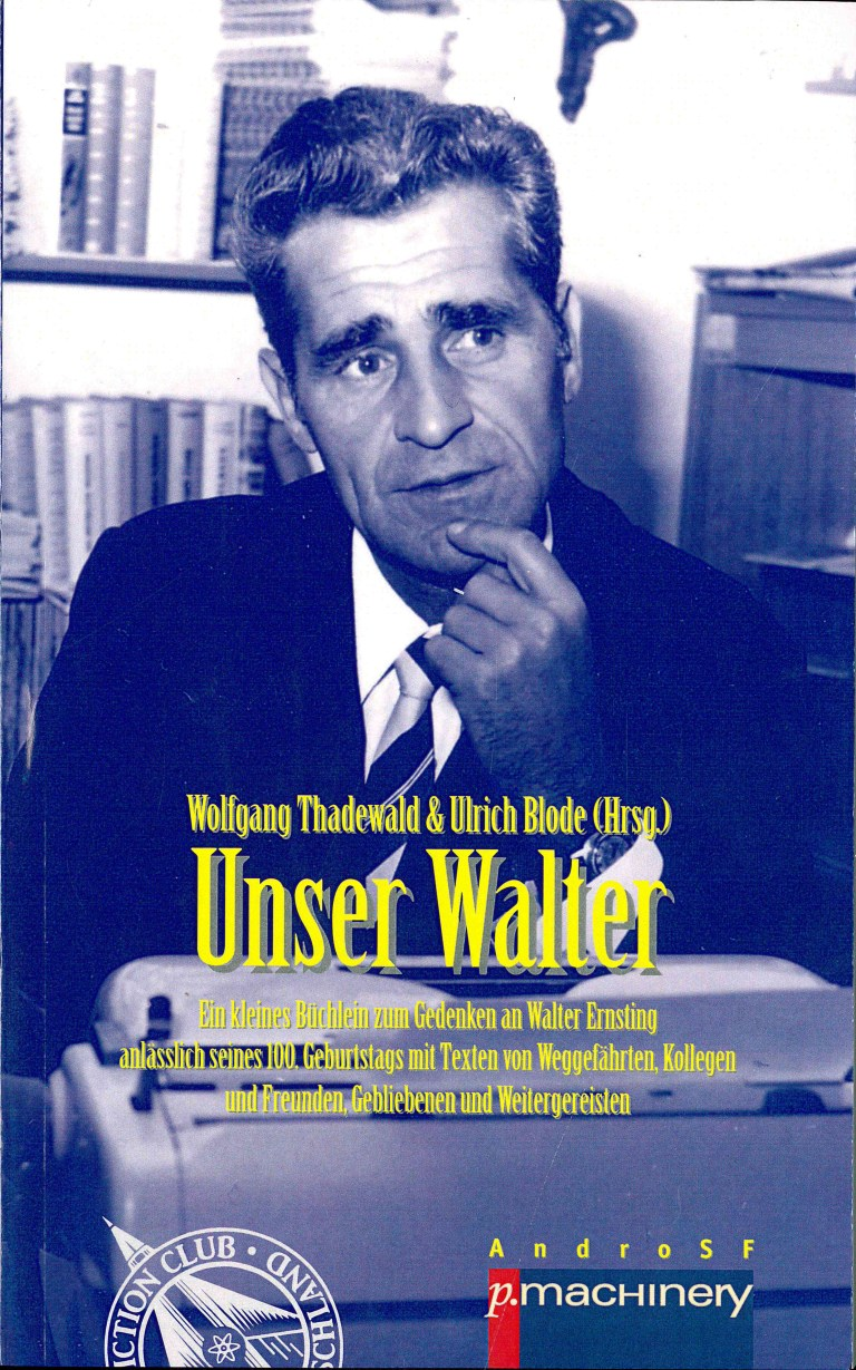 Unser Walter - Titelcover