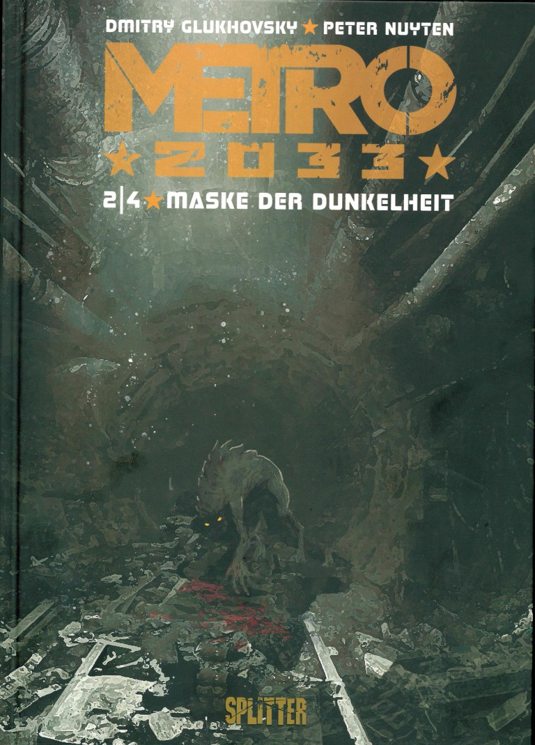 Metro 2033 (Comic) Band 2 - Titelcover