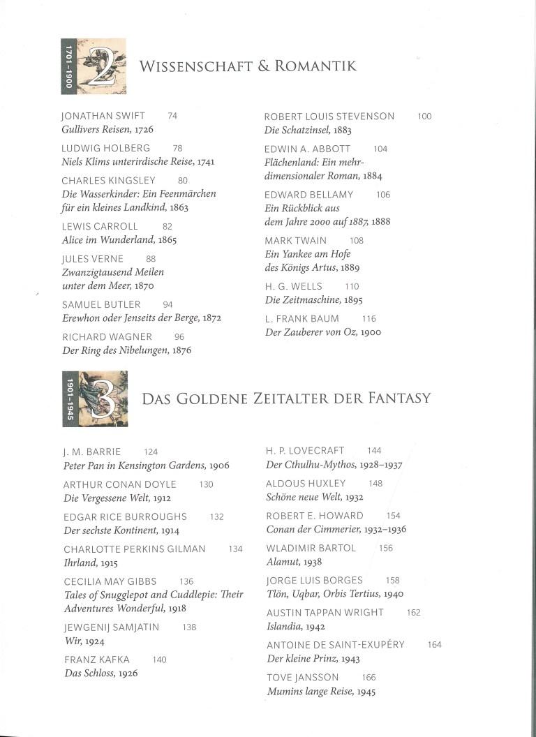 Wonderlands - Inhalt Seite 2