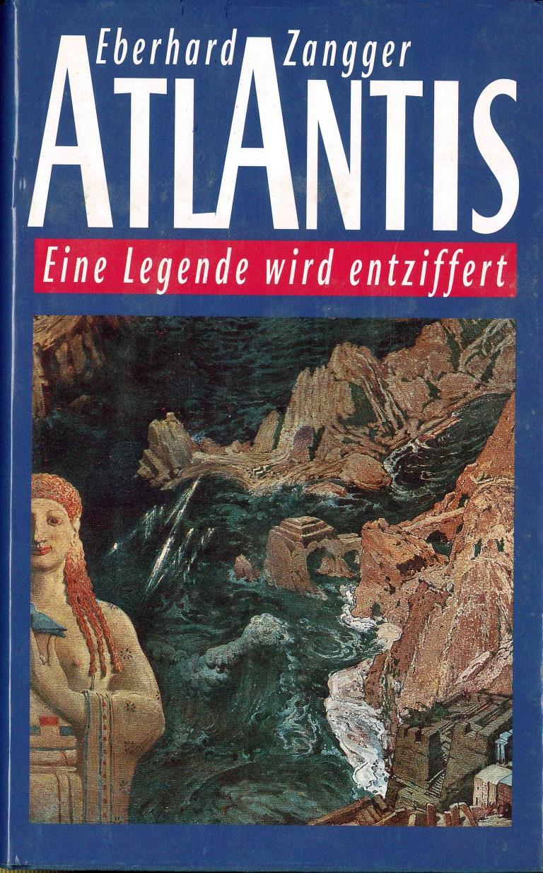 Atlantis-Eine Legende wird entziffert - Titelcover