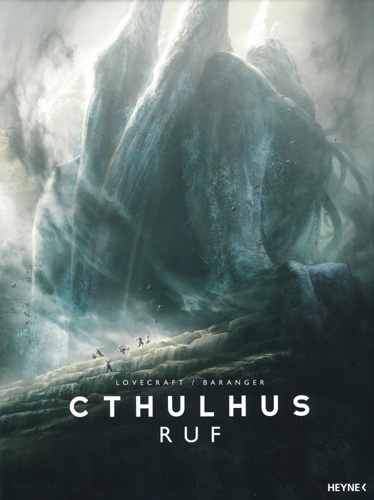Cthulhus Ruf - Titelcover