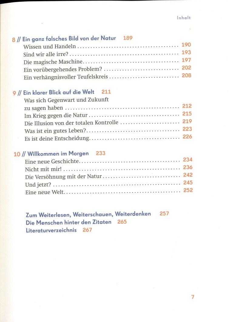 Eine neue Welt - Inhalt Seite 3