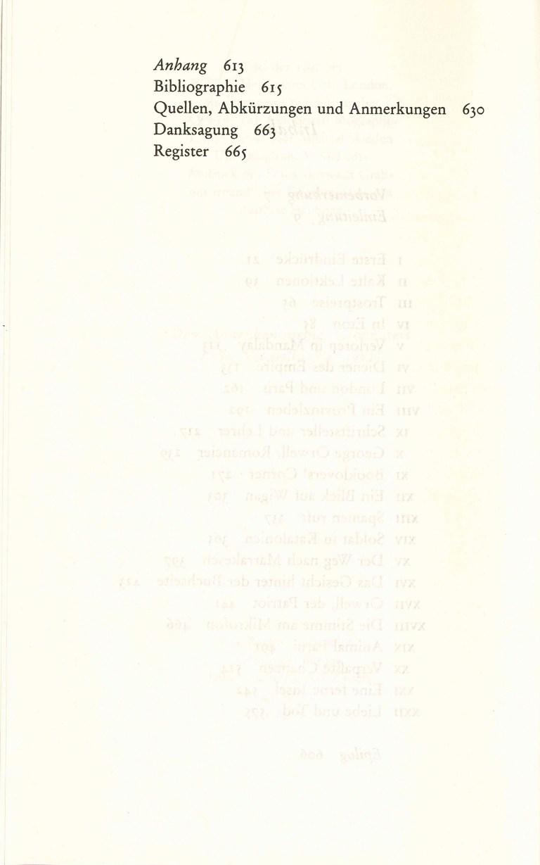 """George Orwell (Shelden) - Inhalt Seite """""""