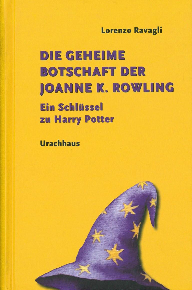 Die geheime Botschaft der Joanne K. Rowling - Titelcover