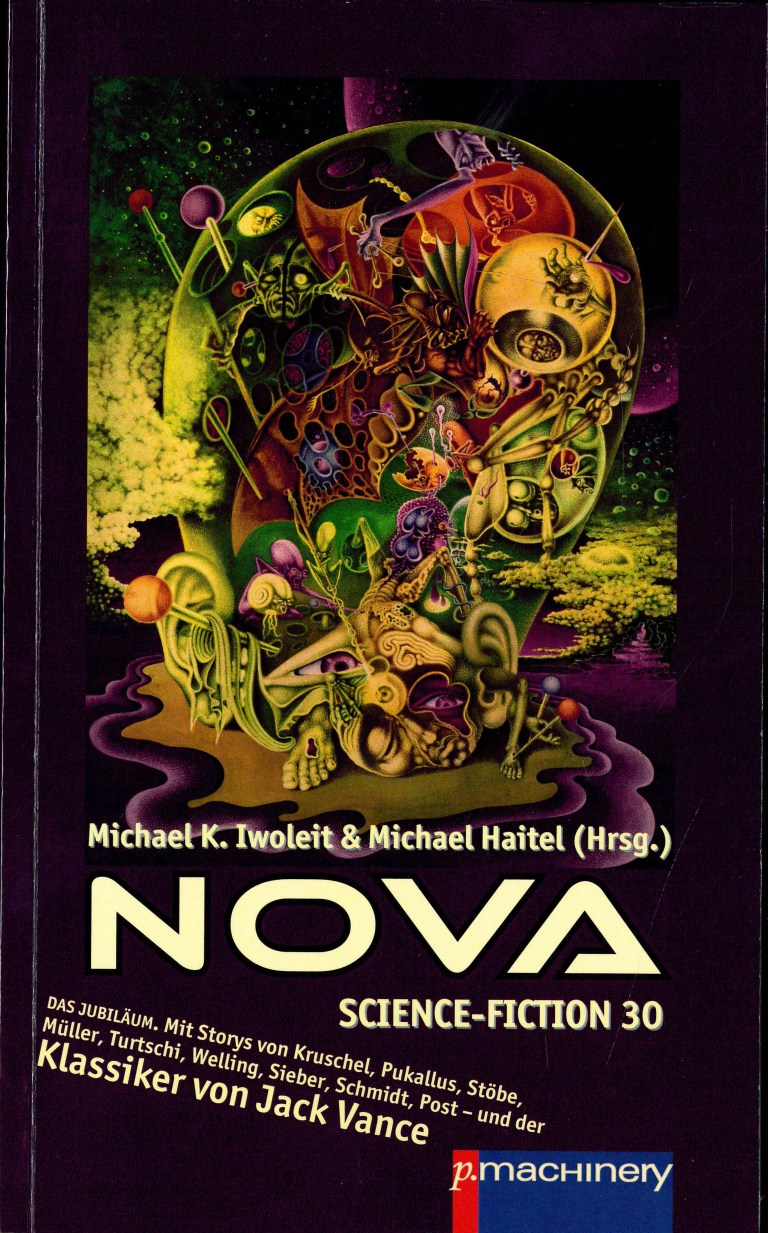 Nova, Nr. 30 - Titelcover