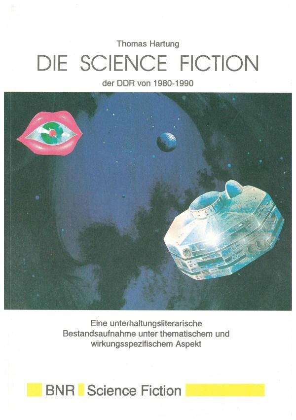 Die SF der DDR von 1980-1990 - Titelcover