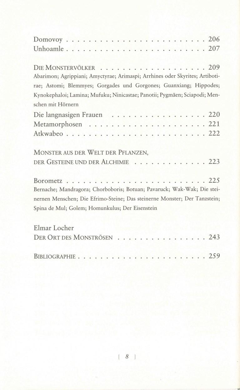Der Traum der Vernunft - Inhalt Seite 4